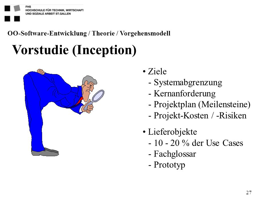 Vorstudie (Inception)
