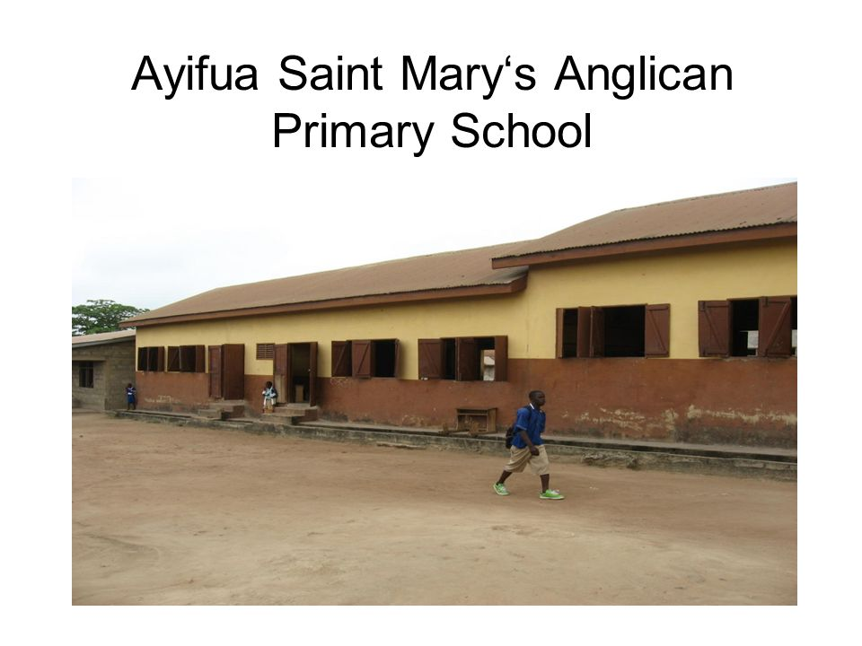 Ayifua Saint Mary's Anglican Primary School