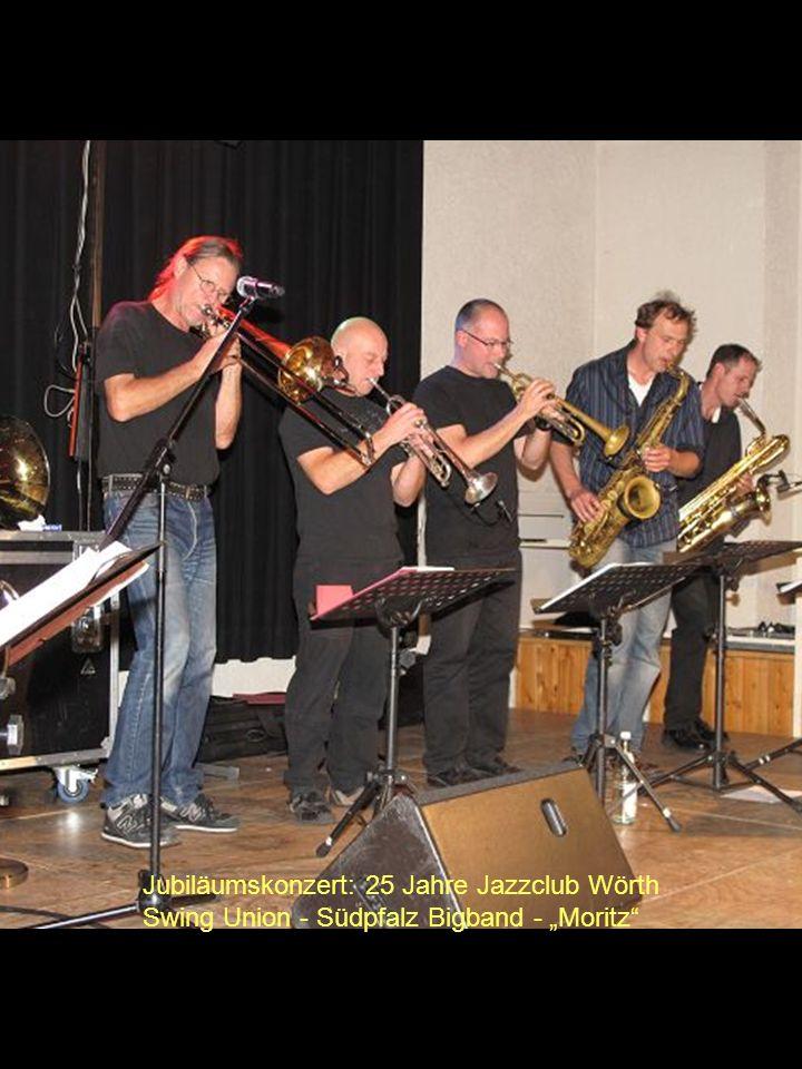 Jubiläumskonzert: 25 Jahre Jazzclub Wörth