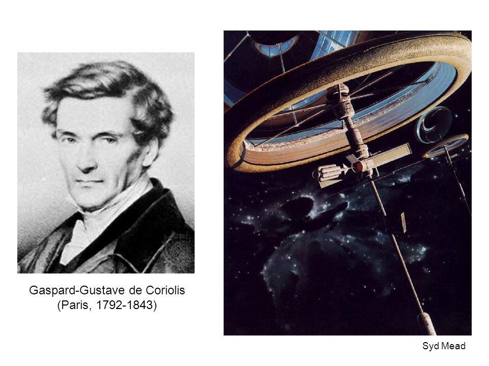 Gaspard-Gustave de Coriolis (Paris, 1792-1843)
