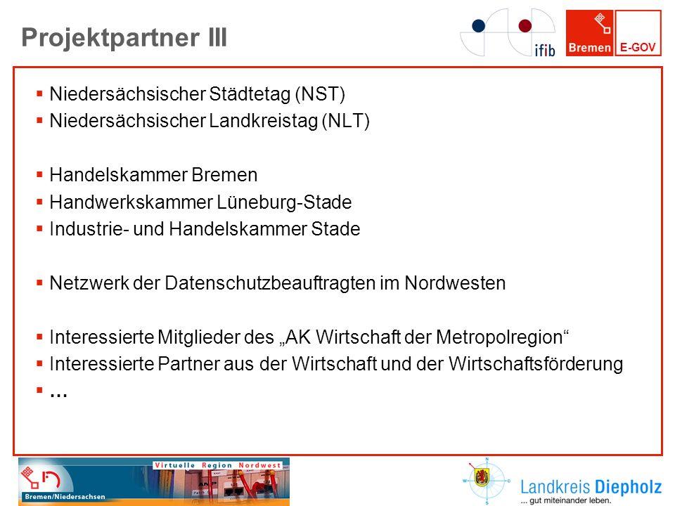 Projektpartner III Niedersächsischer Städtetag (NST)