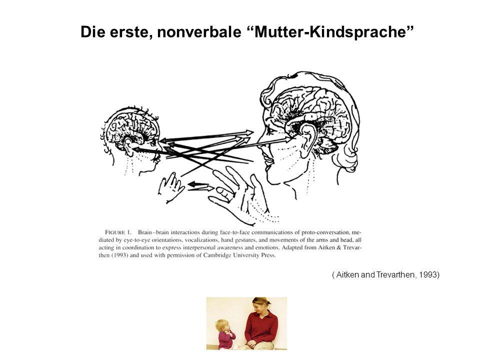 Die erste, nonverbale Mutter-Kindsprache