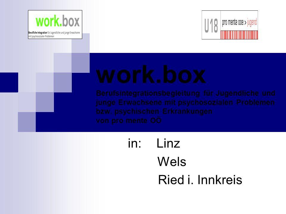 in: Linz Wels Ried i. Innkreis