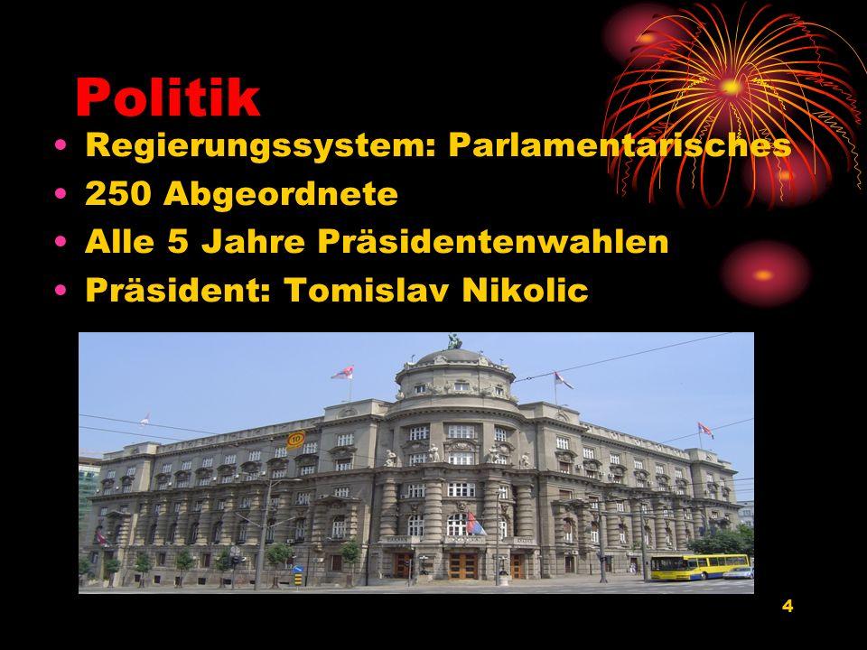 Politik Regierungssystem: Parlamentarisches 250 Abgeordnete