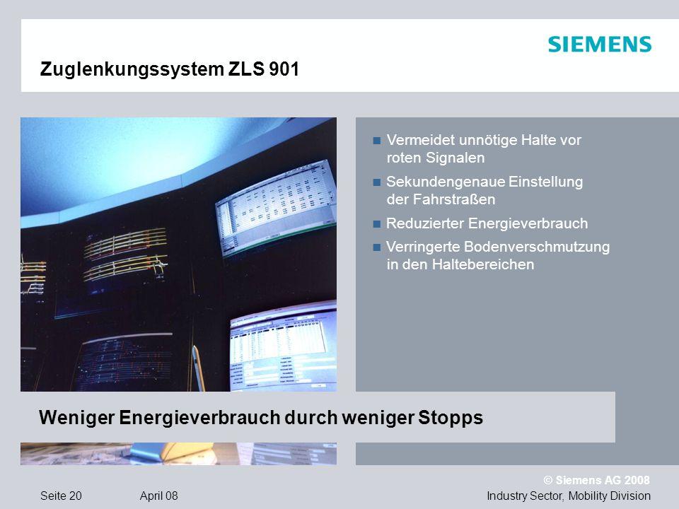 Zuglenkungssystem ZLS 901