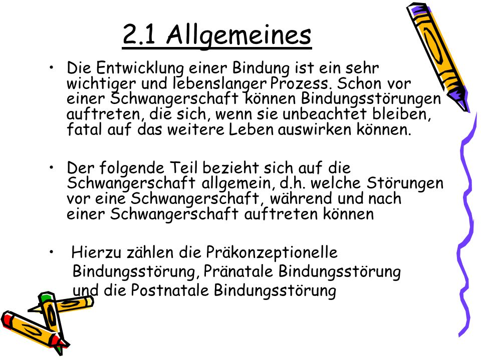 2.1 Allgemeines