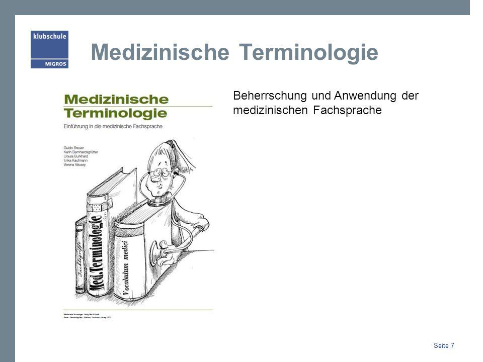 Ziemlich Medizinische Terminologie Und Anatomie Online Kurs ...