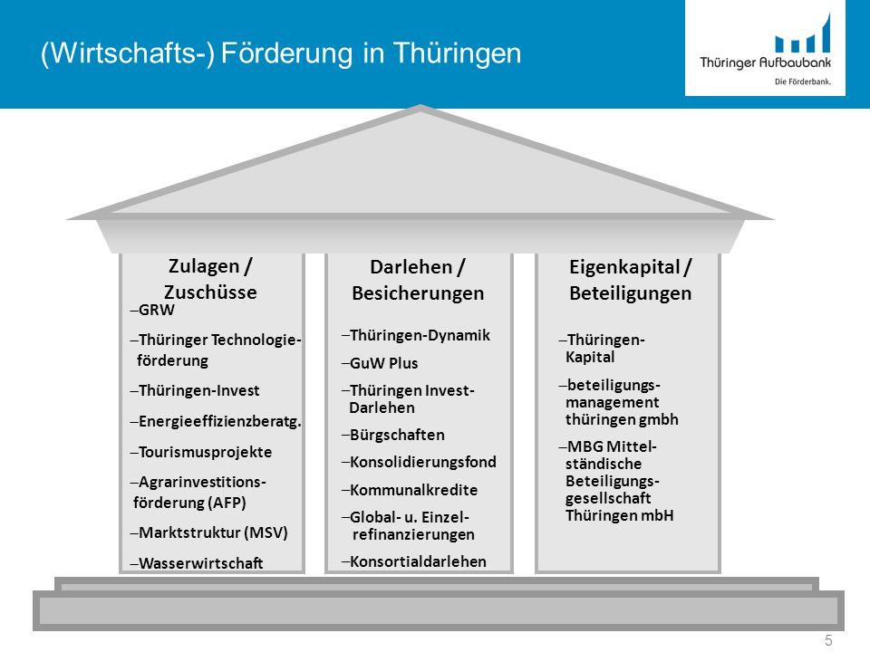 Darlehen / Besicherungen Eigenkapital / Beteiligungen