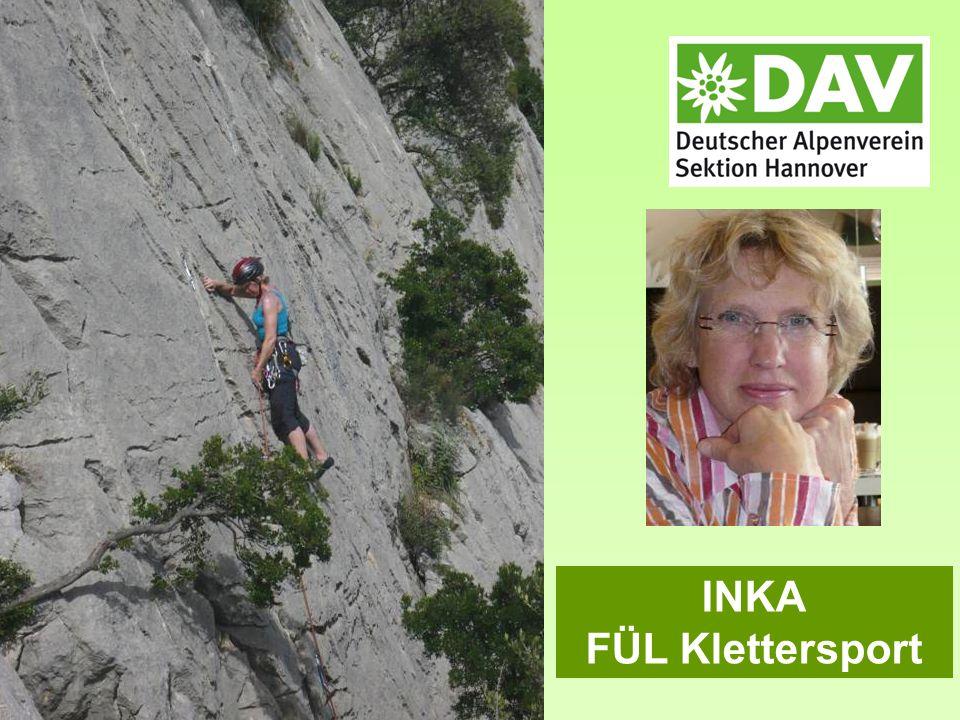 INKA FÜL Klettersport
