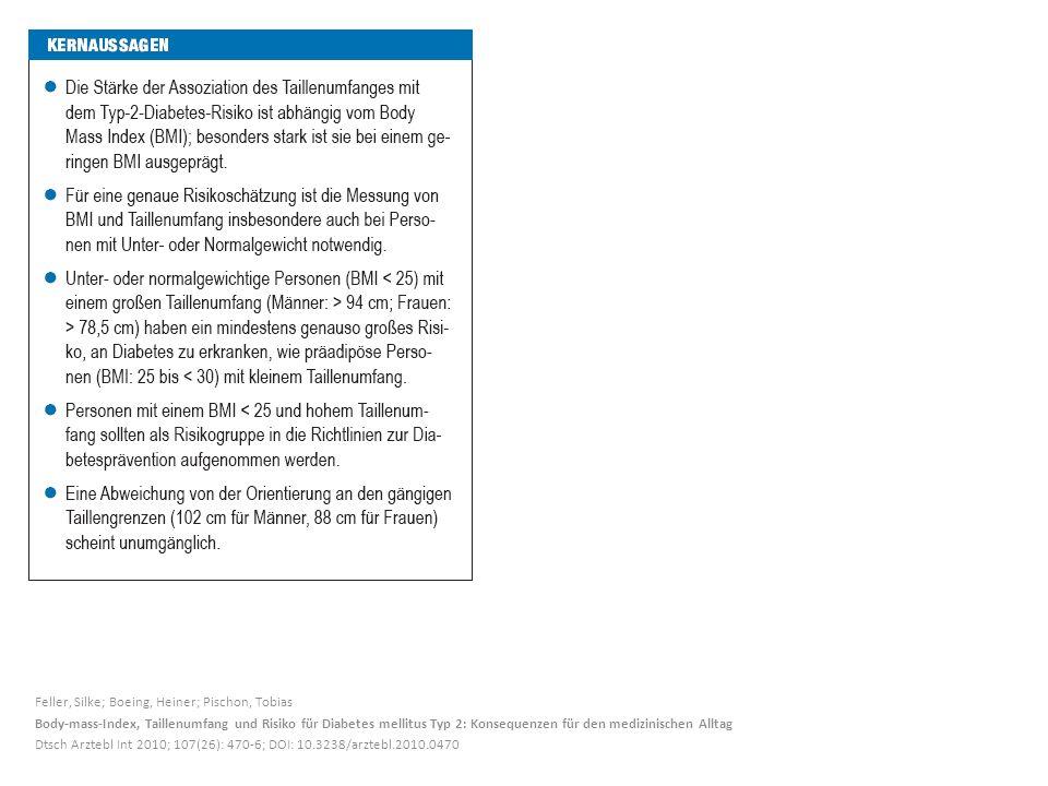 Feller, Silke; Boeing, Heiner; Pischon, Tobias