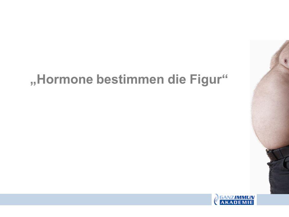 """""""Hormone bestimmen die Figur"""