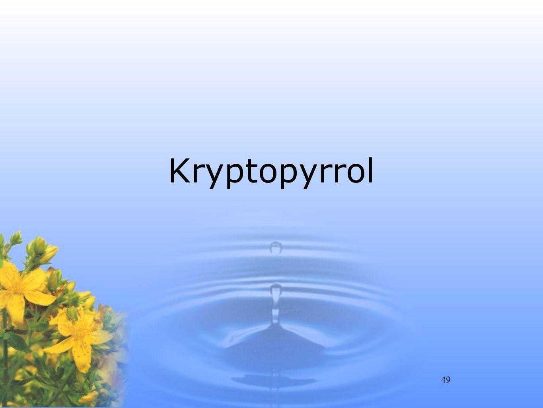 Kryptopyrrol