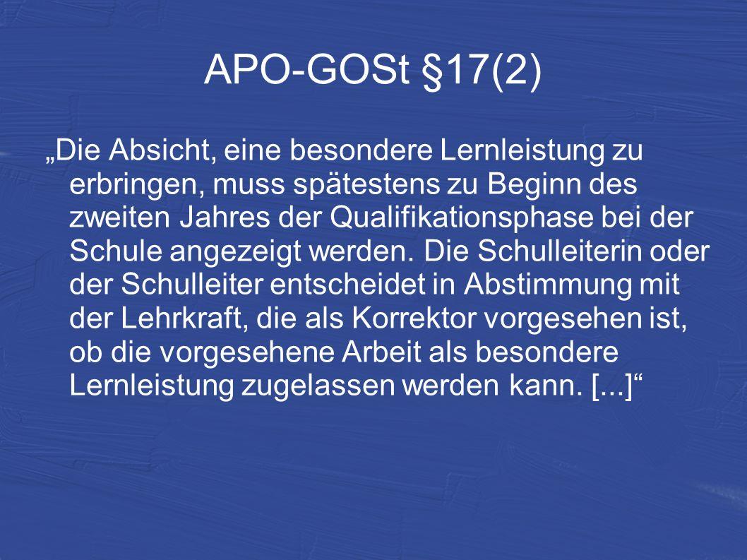 APO-GOSt §17(2)