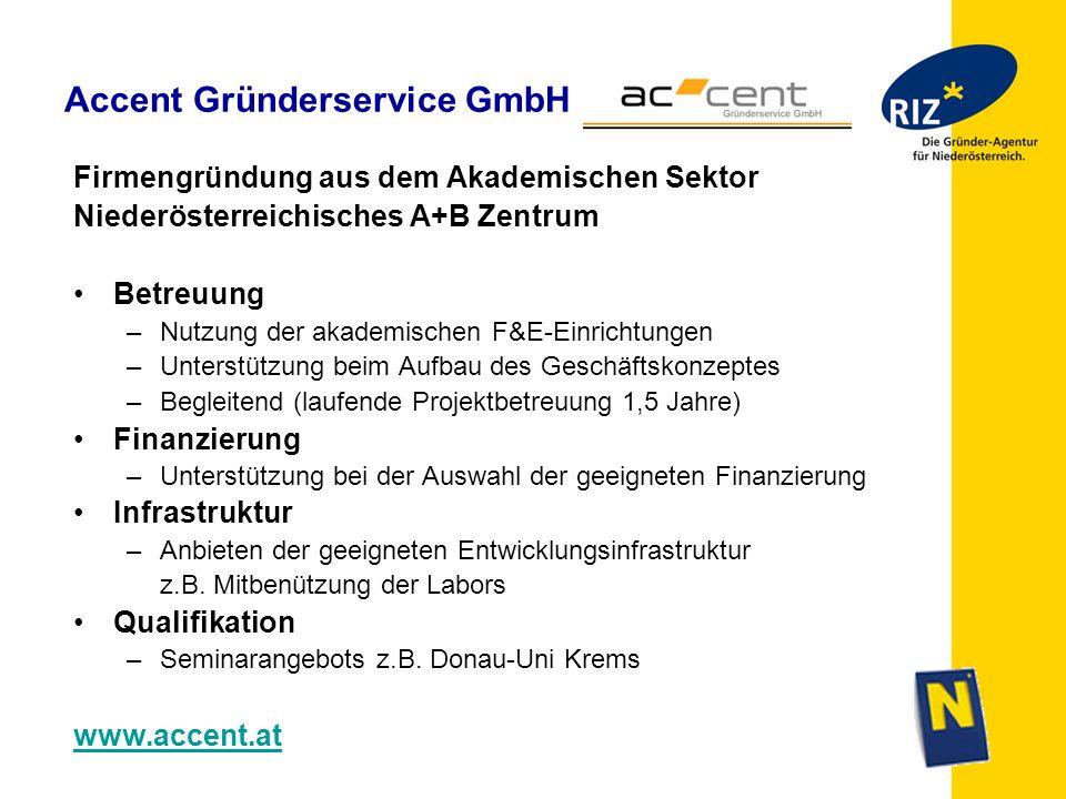 Accent Gründerservice GmbH