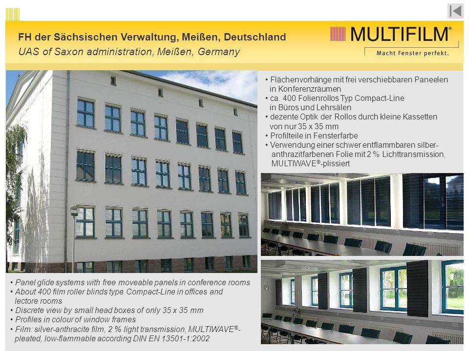 FH der Sächsischen Verwaltung, Meißen, Deutschland
