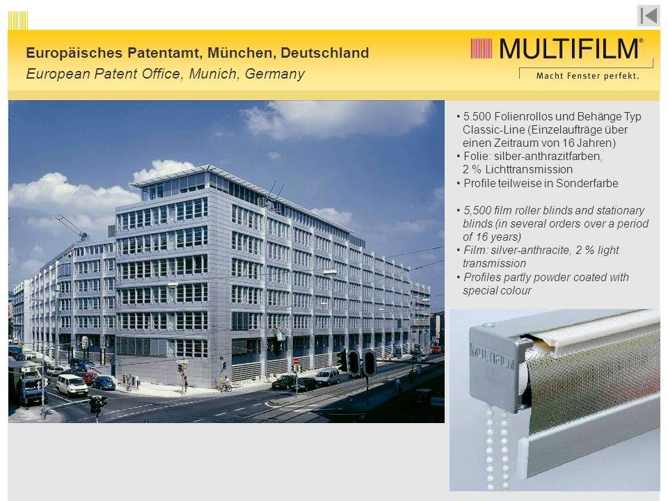 Europäisches Patentamt, München, Deutschland