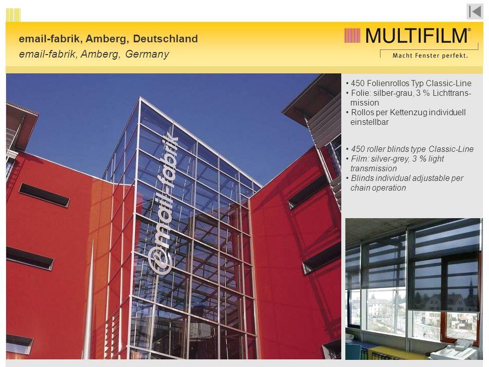 email-fabrik, Amberg, Deutschland email-fabrik, Amberg, Germany