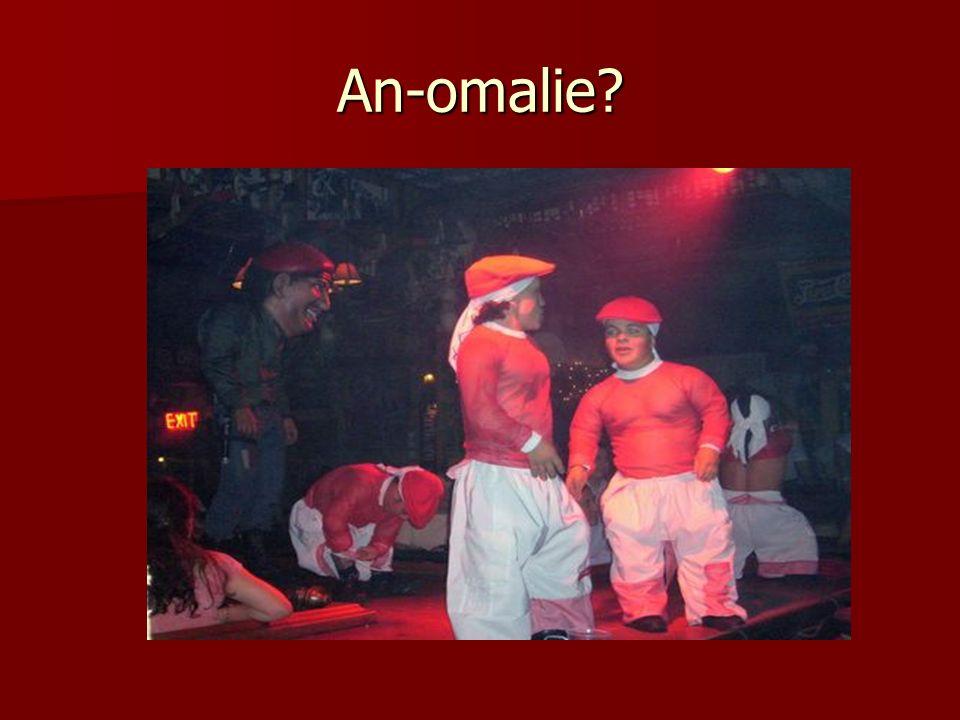An-omalie