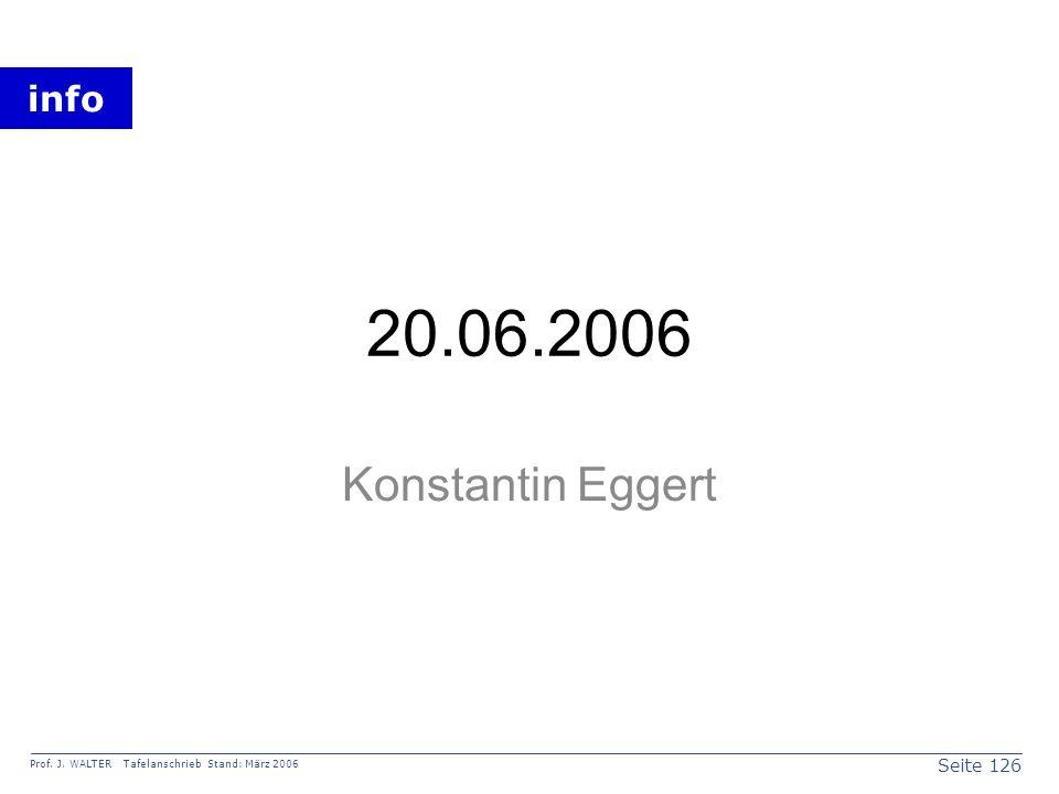 20.06.2006 Konstantin Eggert