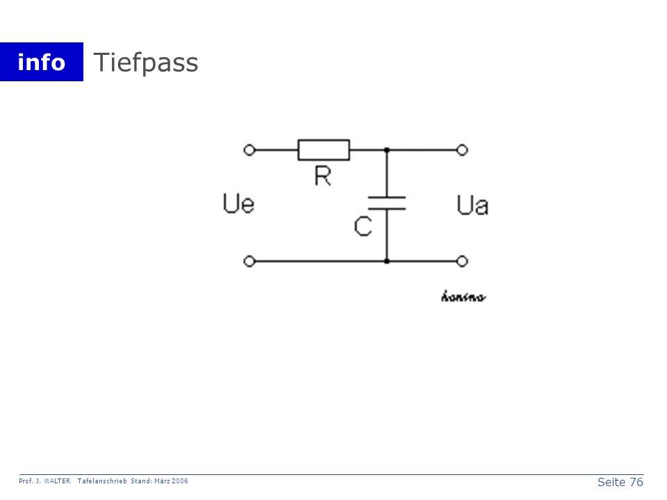 Tiefpass