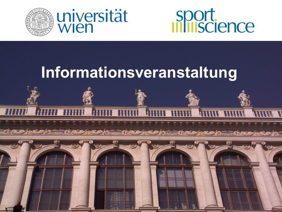 Informationsveranstaltung