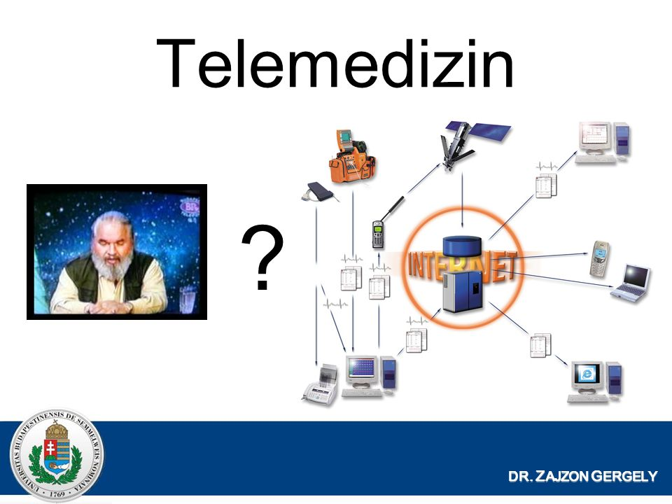 Telemedizin DR. ZAJZON GERGELY