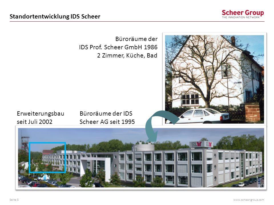 Standortentwicklung IDS Scheer