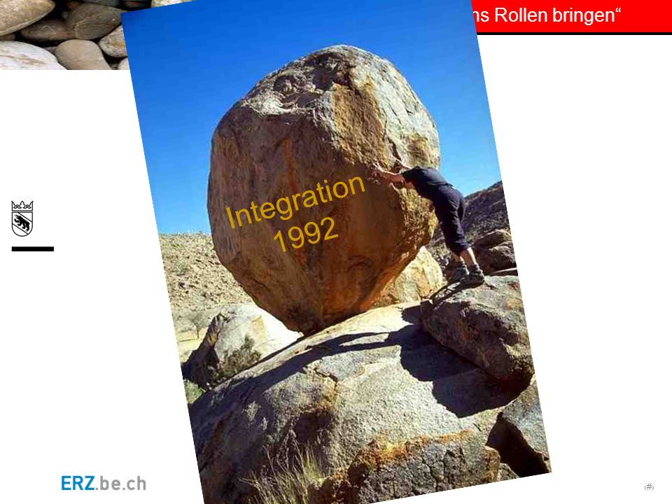 Integration 1992