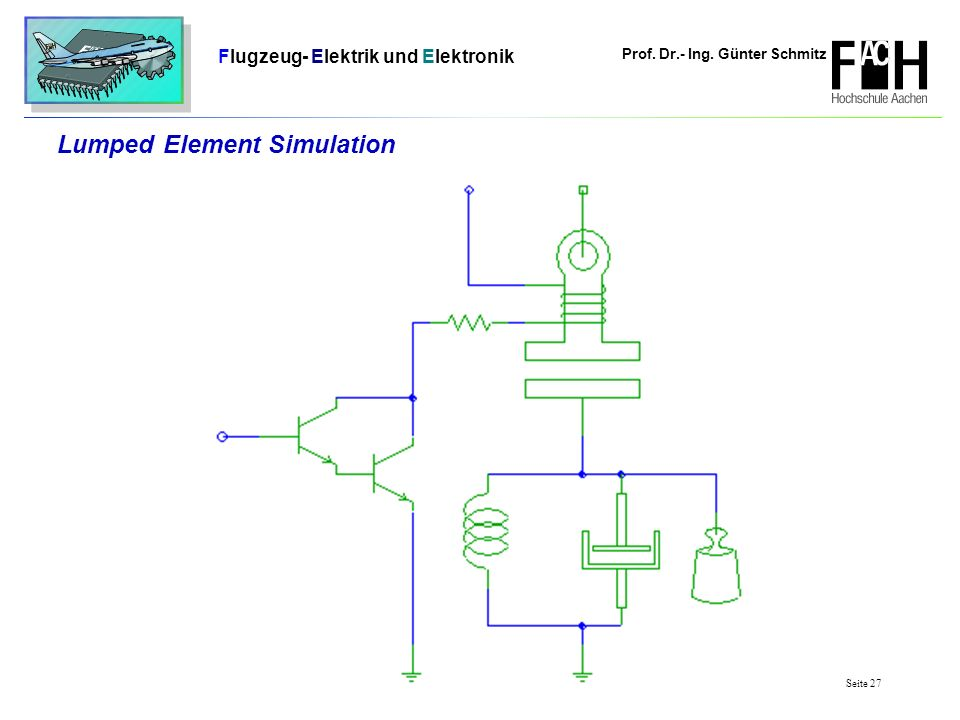 Lumped Element Simulation
