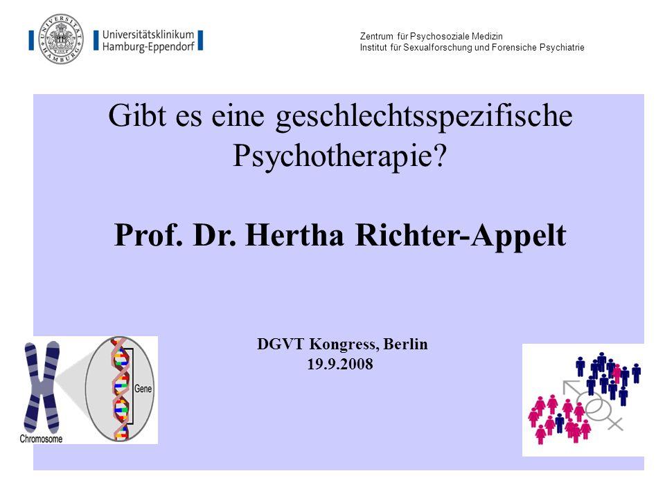 Prof. Dr. Hertha Richter-Appelt