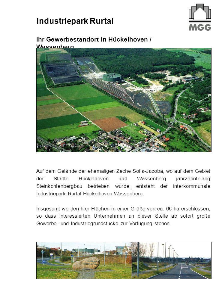 Industriepark Rurtal Ihr Gewerbestandort in Hückelhoven / Wassenberg