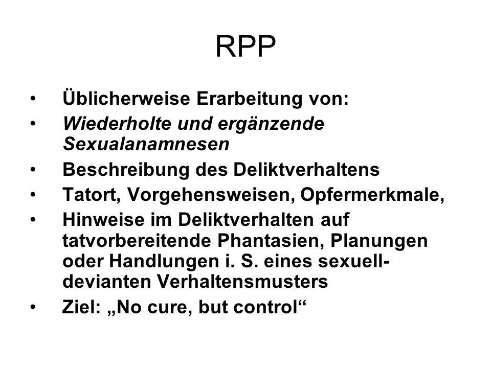 RPP Üblicherweise Erarbeitung von: