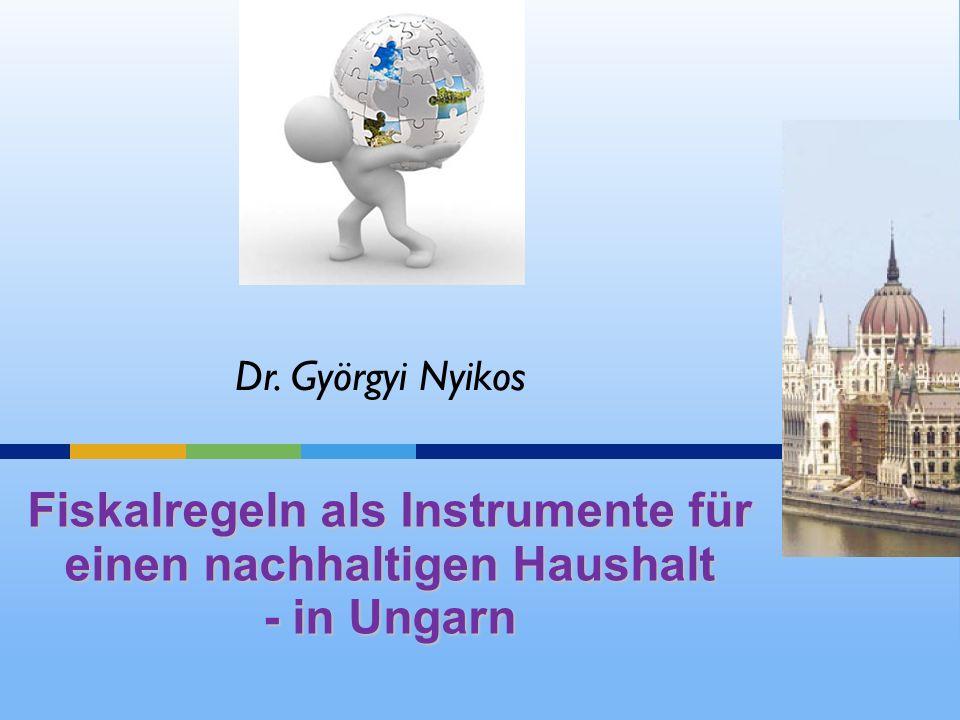 Dr. Györgyi Nyikos Sehr geehrte Damen und Herren,
