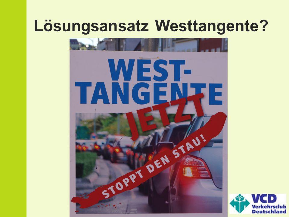 Lösungsansatz Westtangente