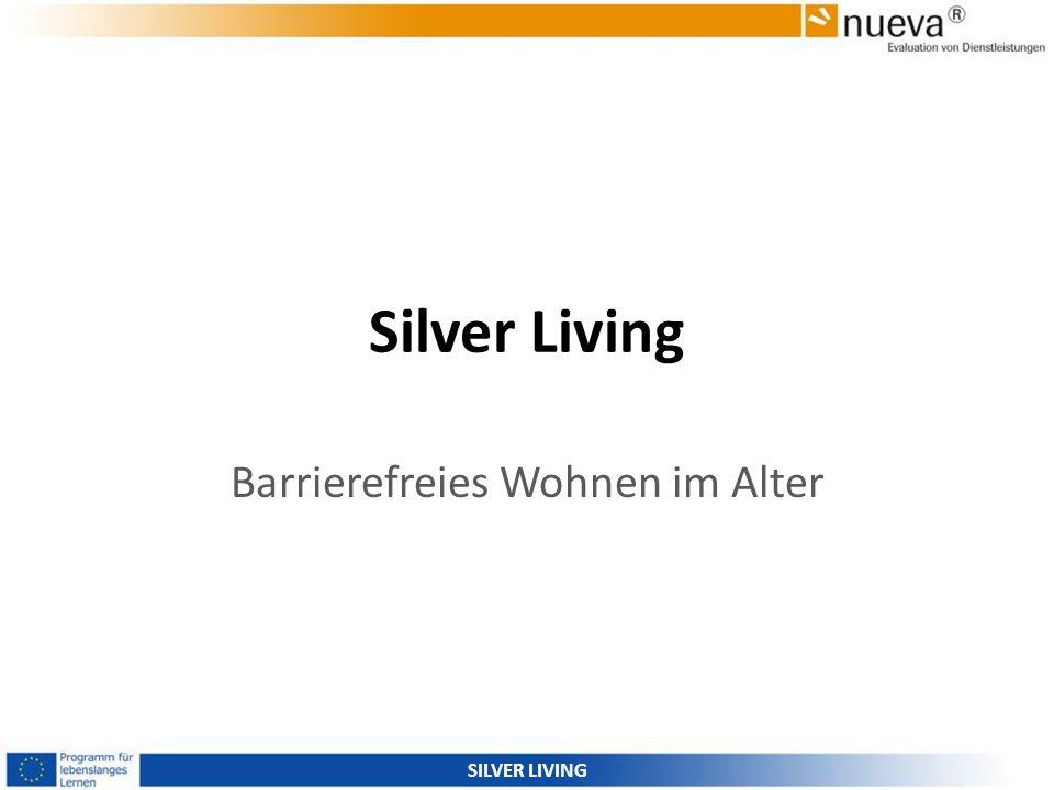 Barrierefreies Wohnen im Alter