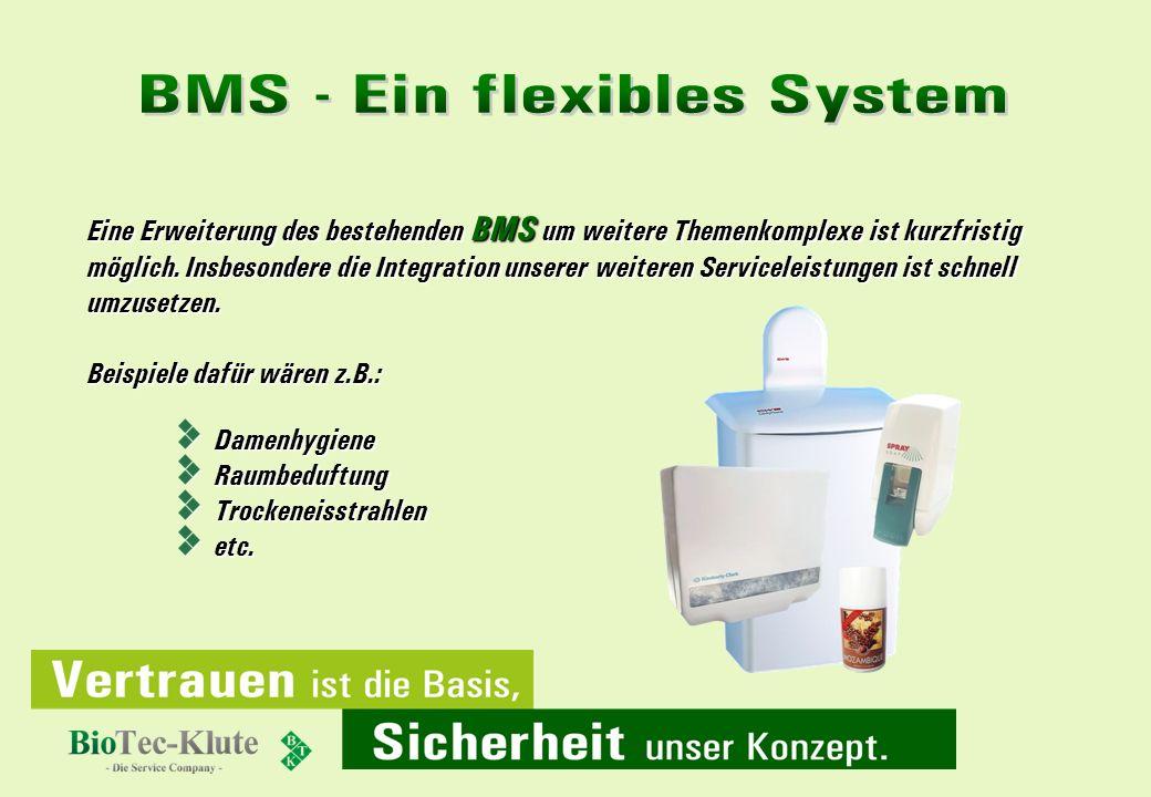 BMS - Ein flexibles System