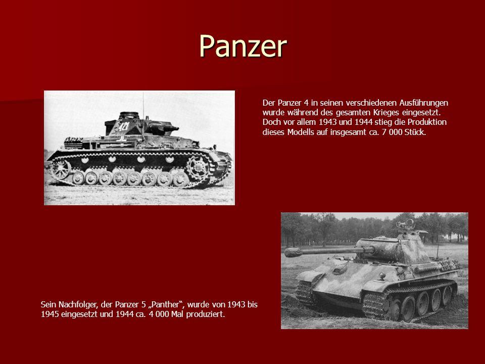 Panzer Der Panzer 4 in seinen verschiedenen Ausführungen wurde während des gesamten Krieges eingesetzt.