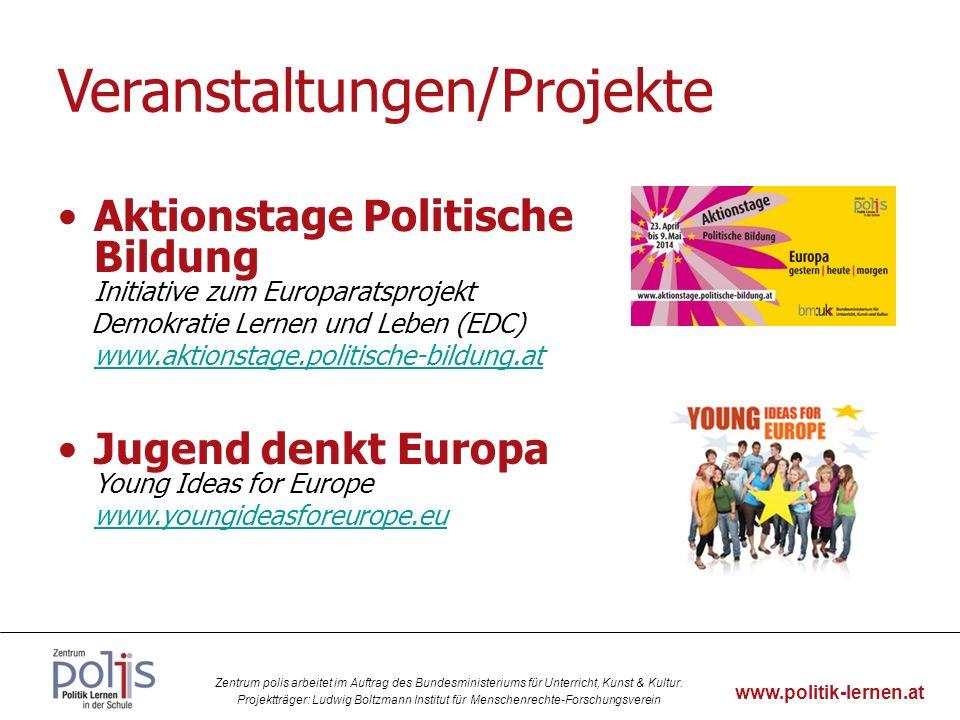 Veranstaltungen/Projekte