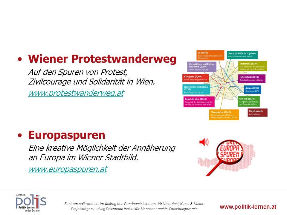 Wiener Protestwanderweg