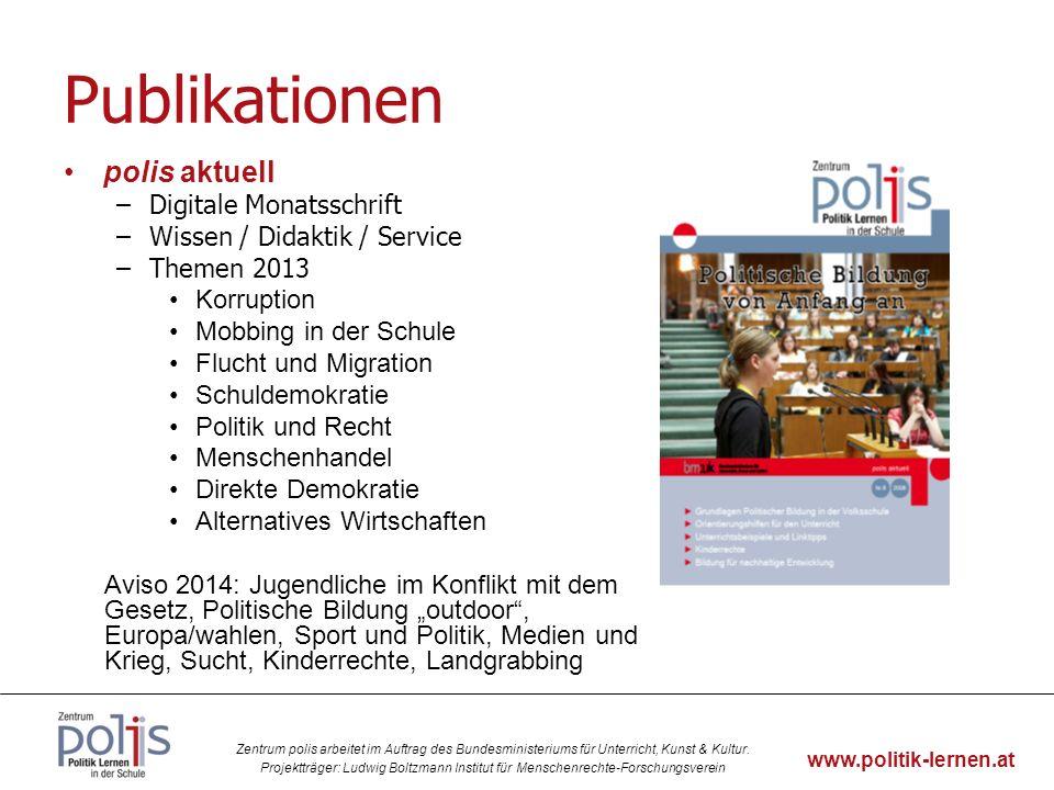 Publikationen polis aktuell Digitale Monatsschrift