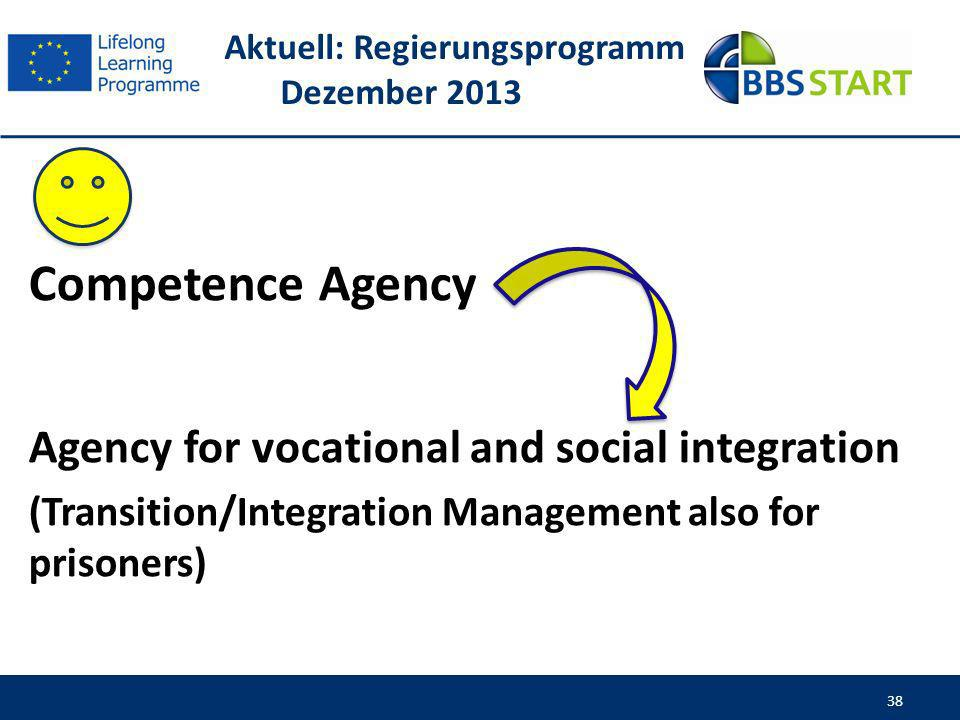 Competence Agency Agency for vocational and social integration