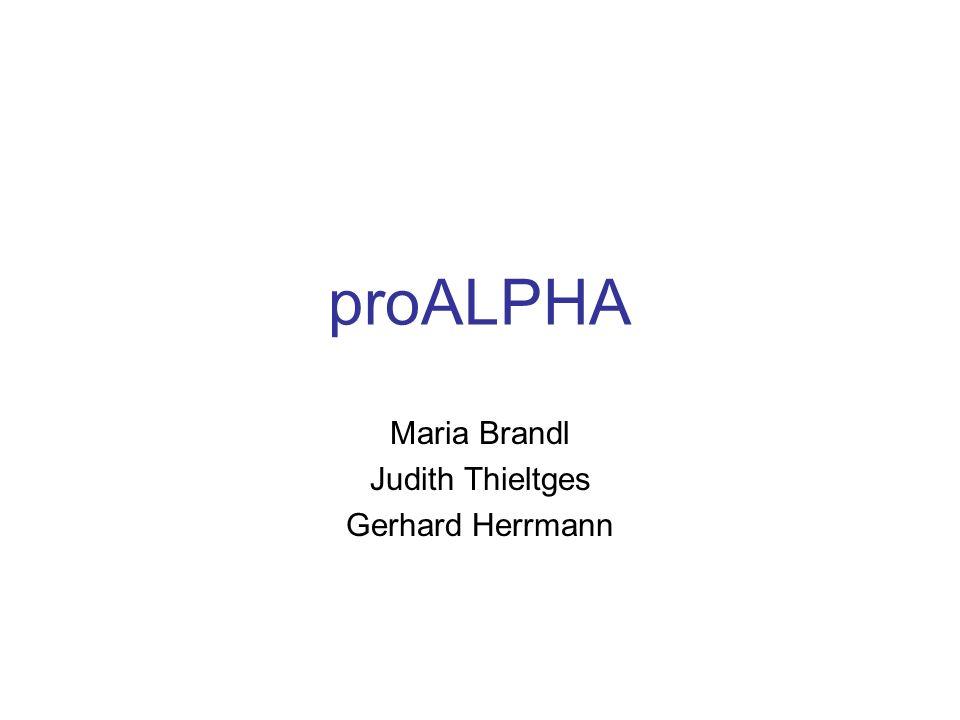 Maria Brandl Judith Thieltges Gerhard Herrmann