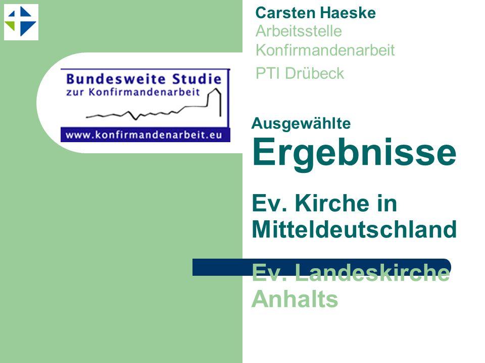 Carsten Haeske Arbeitsstelle Konfirmandenarbeit. PTI Drübeck.