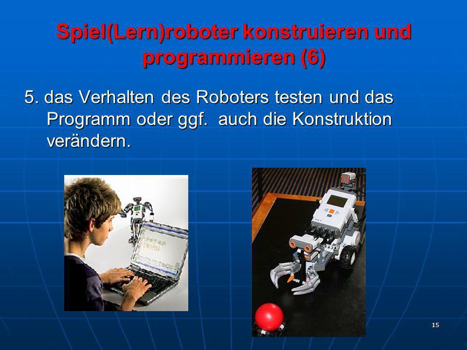 Spiel(Lern)roboter konstruieren und programmieren (6)