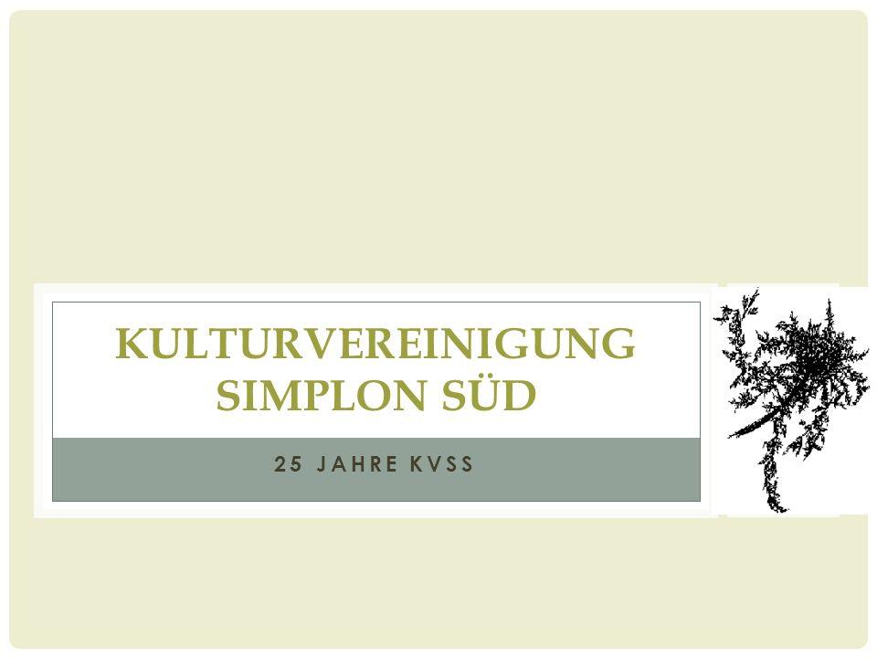 Kulturvereinigung Simplon Süd