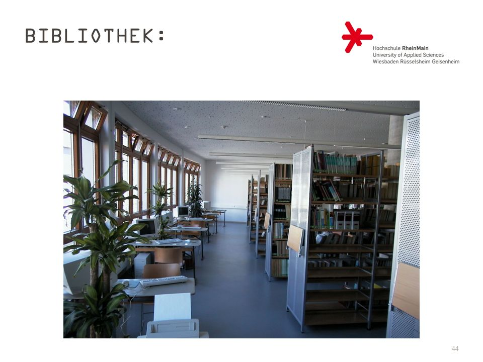 Bibliothek: