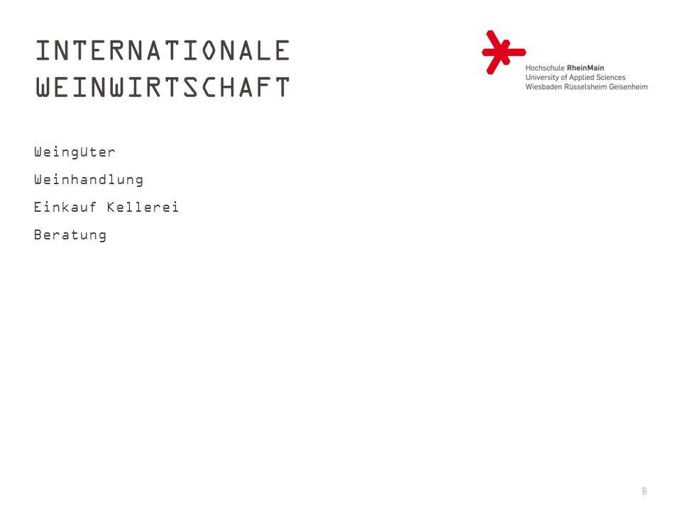 Internationale Weinwirtschaft