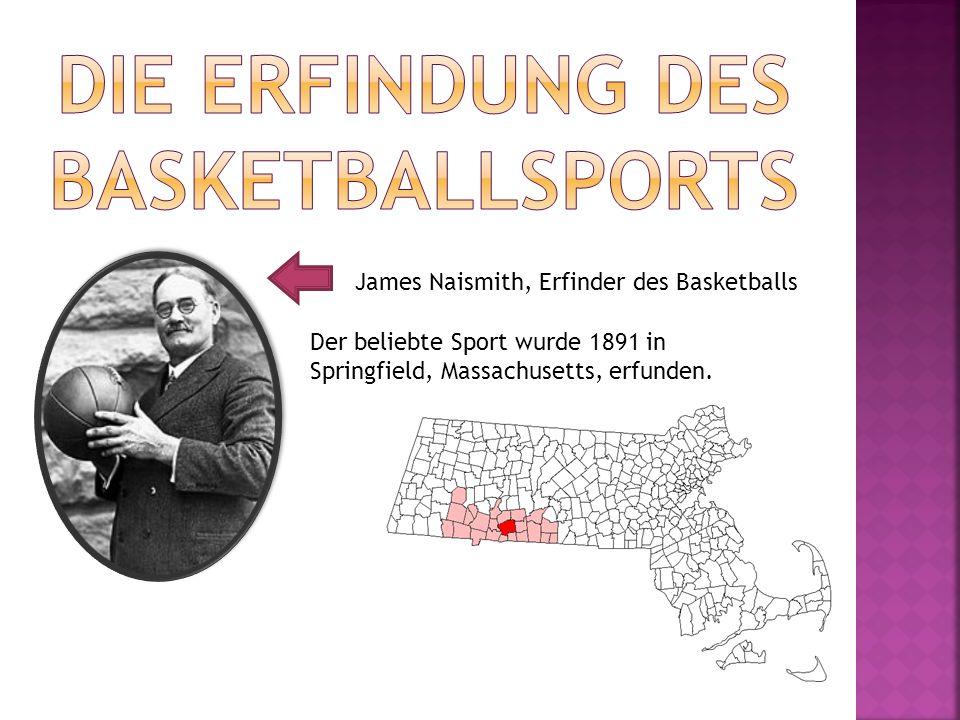 Die Erfindung des Basketballsports