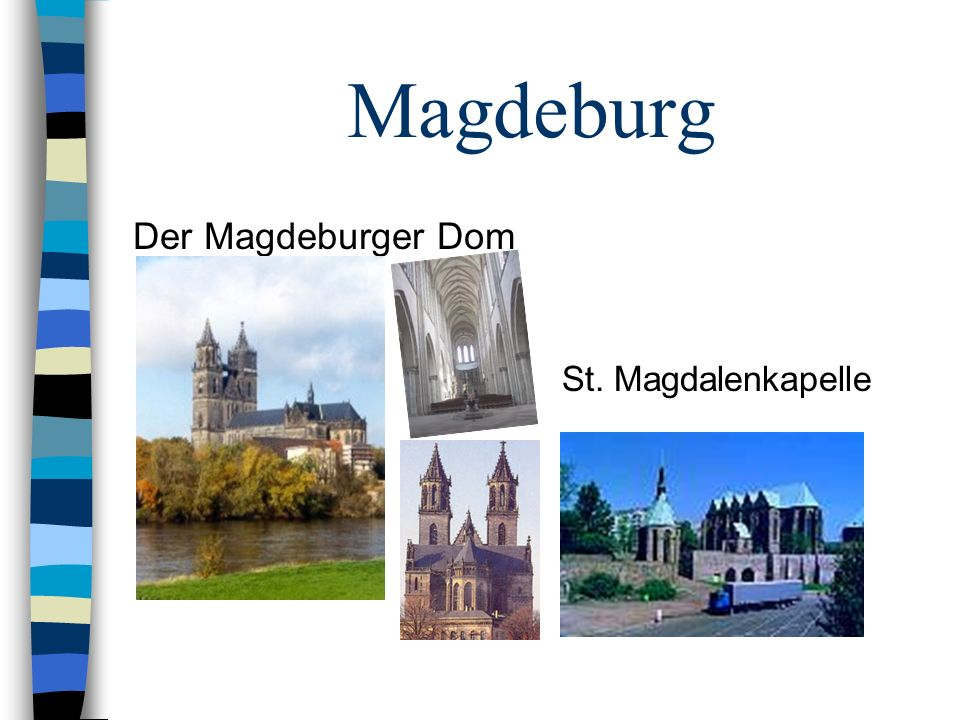 Magdeburg Der Magdeburger Dom St. Magdalenkapelle