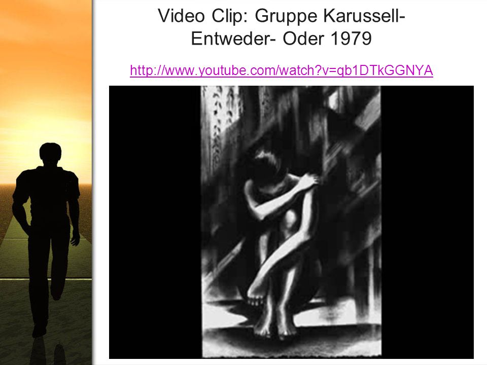 Video Clip: Gruppe Karussell- Entweder- Oder 1979 http://www. youtube